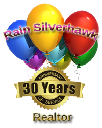 Rain Silverhawk Realtor for 30 years